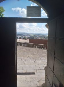Blick vom Petersberg - Seminare