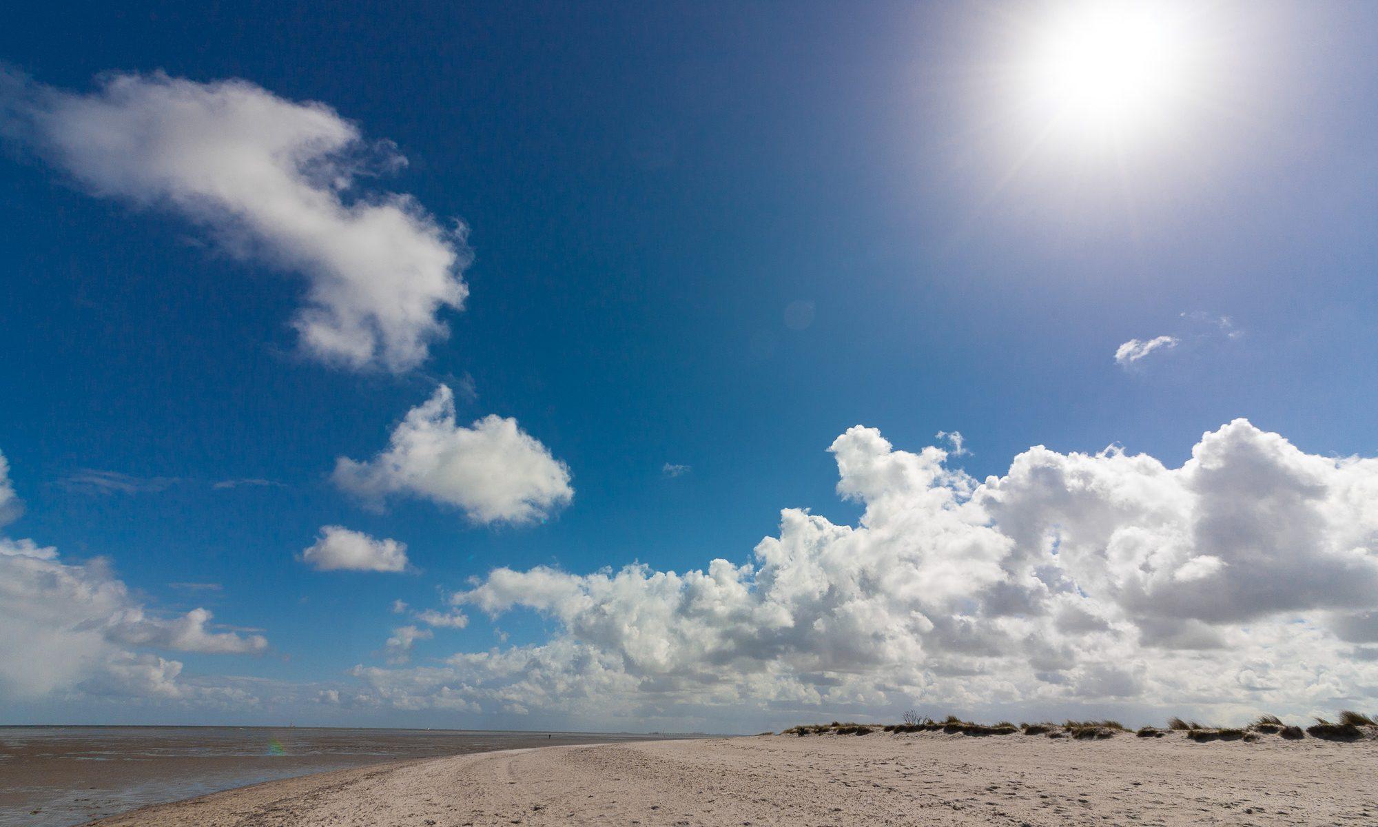 Da wo das Meer einen Knick macht