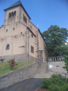 Kirche in Petersberg - Seminare